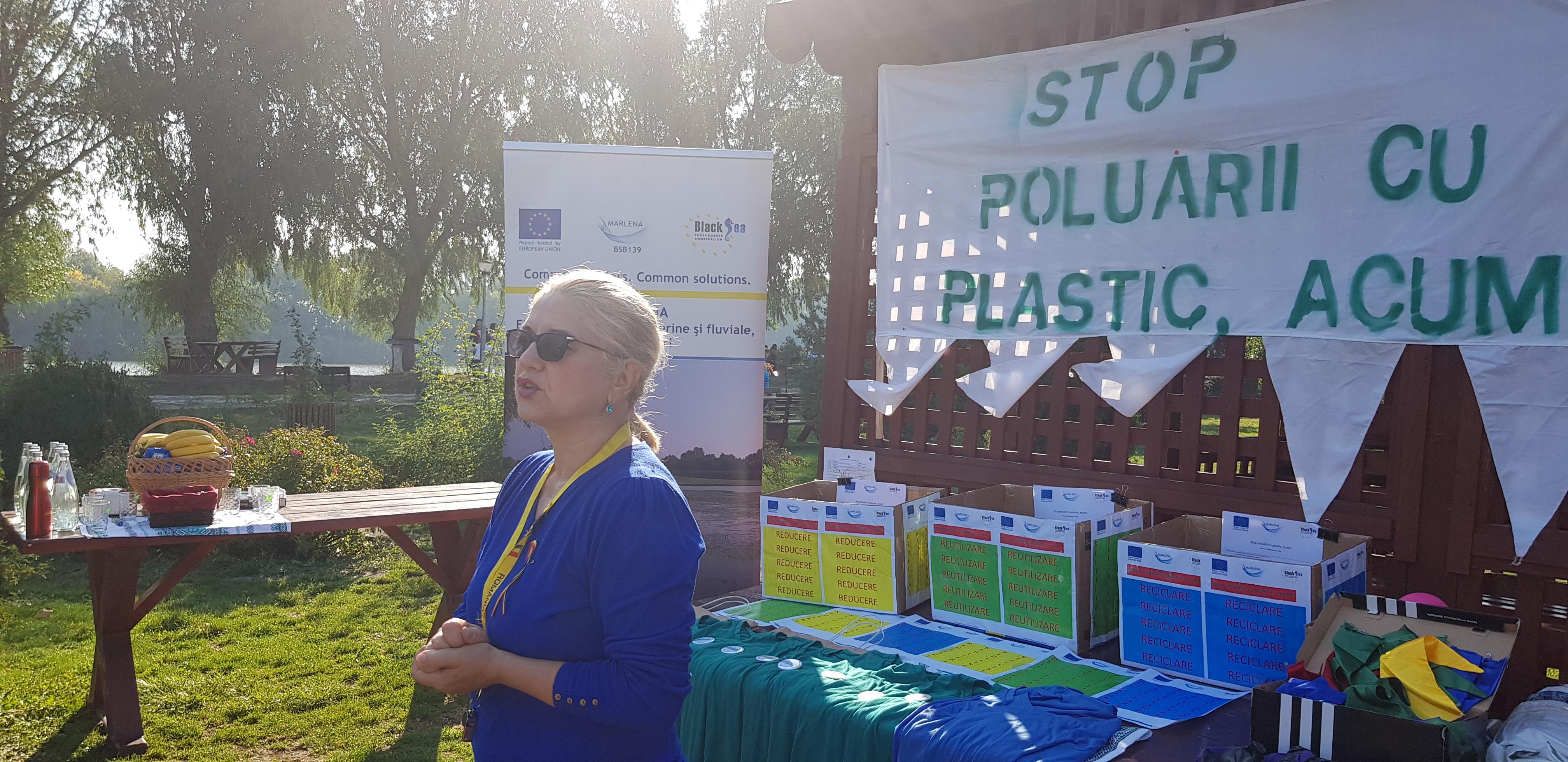 ECO CAMP Galați, România,
